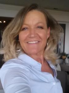 Grete Blom selfie