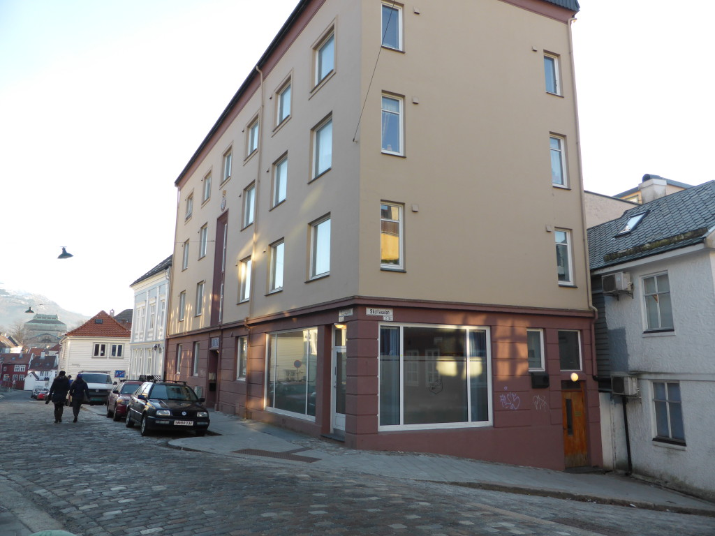Solgården barnehage ligger i Skottegaten 16 og har drevet siden 1979.