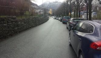 Parkering forbudt i Haugeveien og Klostergaten