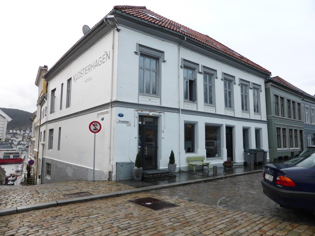 Strangehagen 2 hvor Klosterhagen hotell drives er nå solgt.