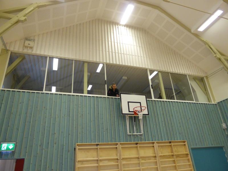 nordnes skole gymsal treningsrom