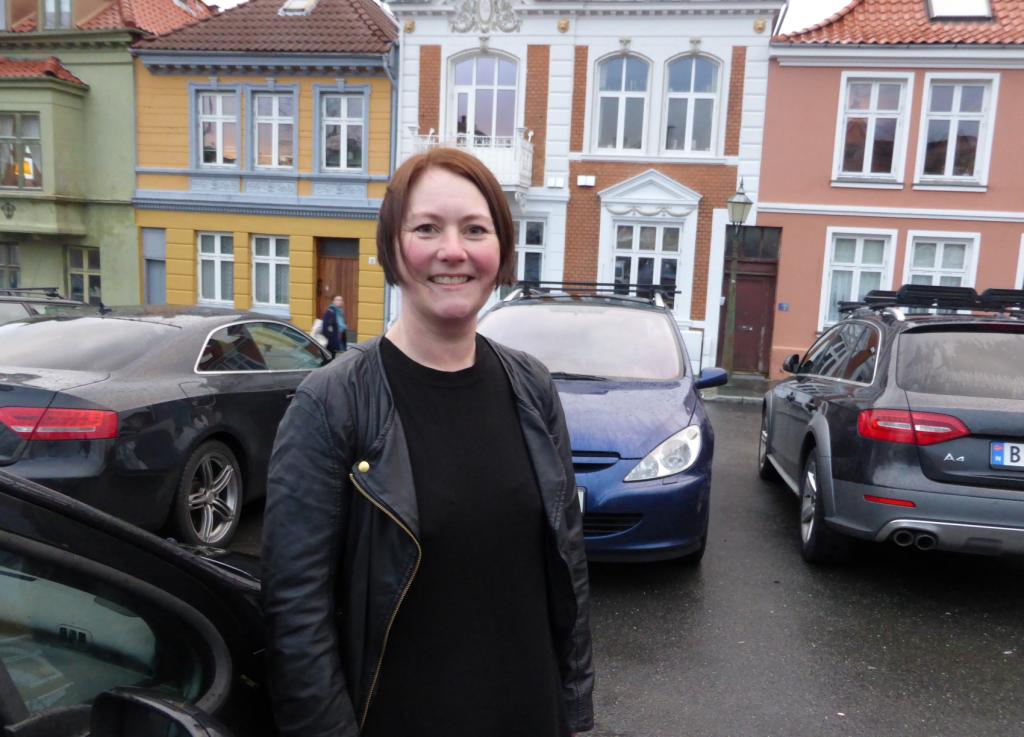 Meldlem av Bildeleringen, Susanne Rislå Andersen.