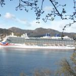 Vil begrense cruisetrafikken