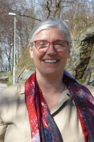Engasjert nabo: Hanne Indrehus. Foto: Eva Johansen