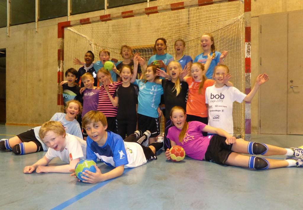 Nordnes_håndball jenter gutter 11 år - 2003