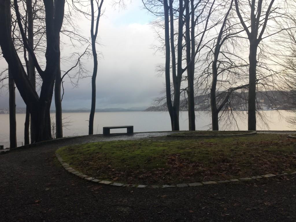 Her i Nordnesparken blir det liv og røre lørdag den 18. april. Da er det Bylørdag og Bergen og Hordaland turlag feirer 125-årsdag.