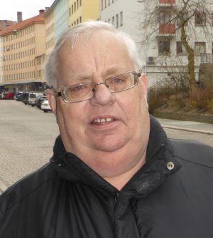 Nordnes-beboer Roy Løvaas.