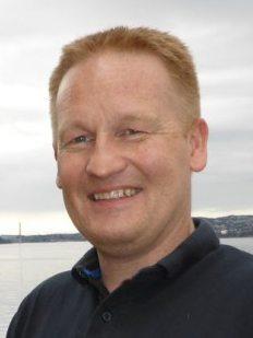 Geir Olav Melingen. Foto: Eva Johansen