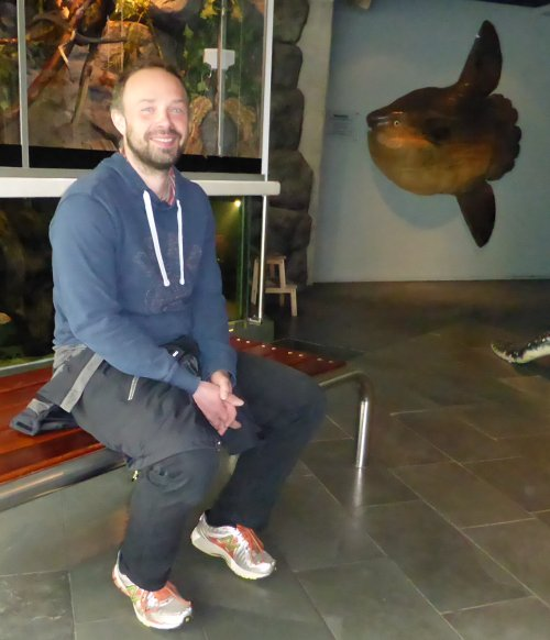 Lærer Arne Aasland Reinertsen. Foto: Eva Johansen