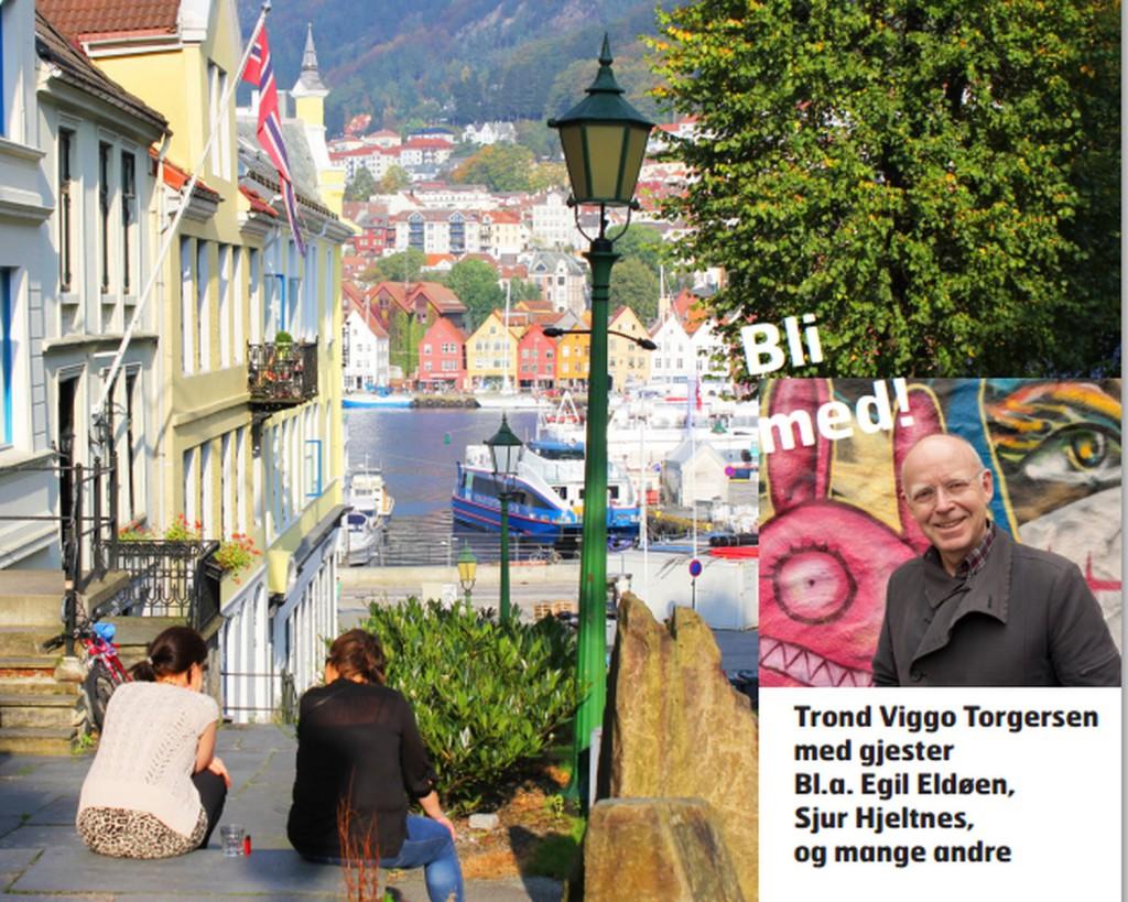 Fest for alle: Torsdag 11. juni kl 19 i Logen. Foto fra Pressemeldingen