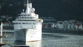 Historisk cruisesamling i Bergen