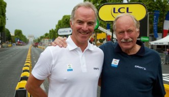 Så du på Tour de France?