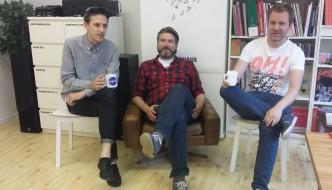 Designbyrå slår seg ned i Strandgaten