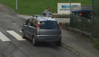 – Vis hensyn når dere parkerer!