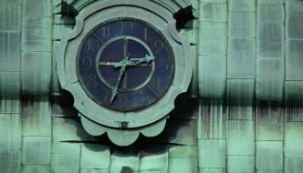 Tiden står stille på Nykirken