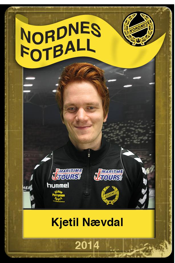 Den nye hovedtreneren for A-laget, Kjetil Nævdal. Foto: Nordnes IL