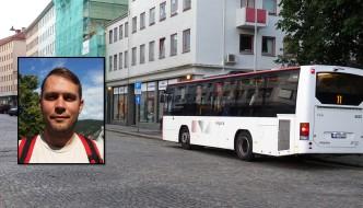 Gratis buss gjennom Nordnes