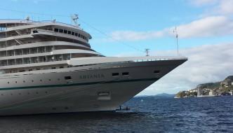 Trodde du cruisesesongen var over?