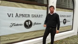 Stefano utvider med ny restaurant og søtsaker