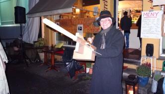 Mafiasamling i oktobernatten