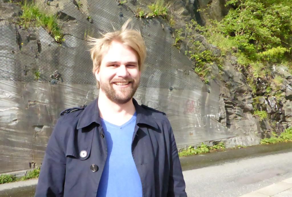 Roger Valhammer sitter i bystyret for Ap og bor på Nordnes. Nå blir han byråd for en periode. Foto: Eva Johansen