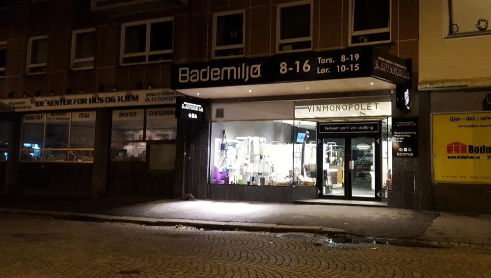Slik er det nye overbygget blitt. Foto: Eva Johansen