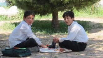 Unge asylsøkjarar frå Afghanistan