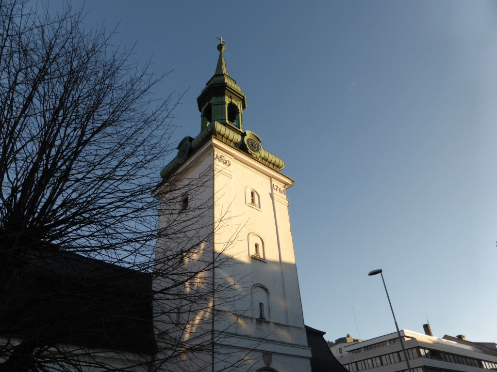Nykirken_tårn