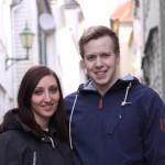 Cecilie og Morten med i «Budkrigen» på TV2