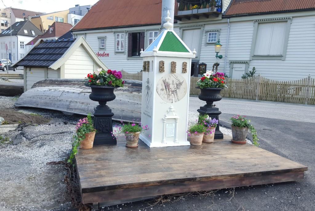 Bergens nyeste hotell har fått plass på Nøstet. Foto: Eva Johansen