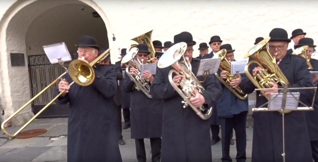Gamlekarmusikken