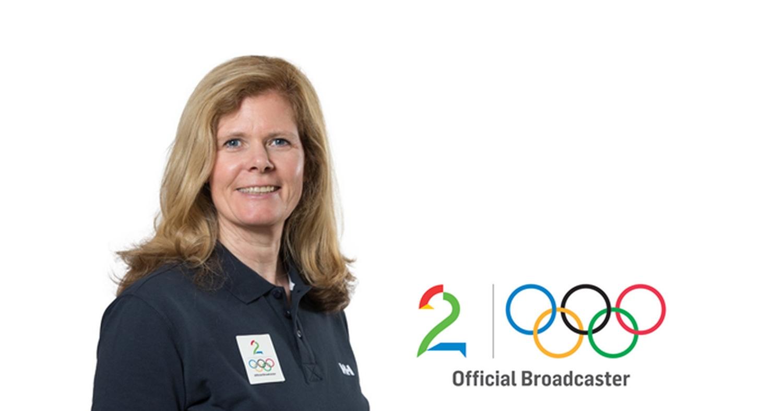 Prosjektleder Christine Espeland forteller at OL er tidenes satsing fra TV 2 sin side. Foto: TV2