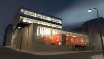 Bygg scenekunsthus i Sentralbadet nå