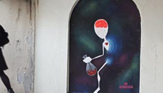 Nye kunstverk under Smørsbroen