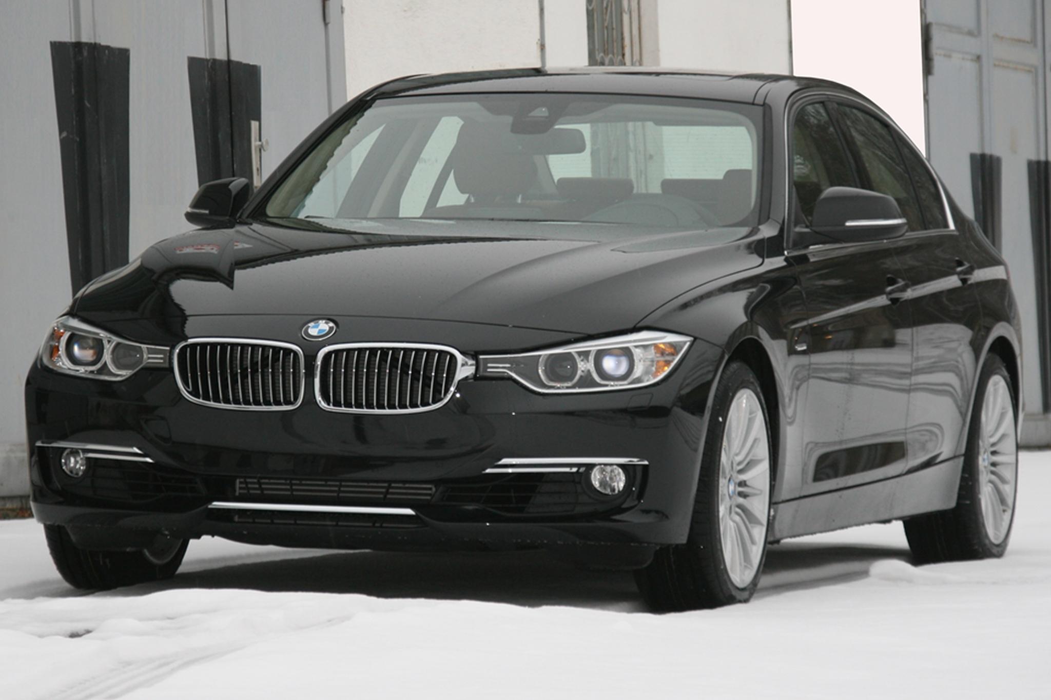 Det ser ut for at tyvene går spesielt etter biler av merke BMW. Foto: Office.com
