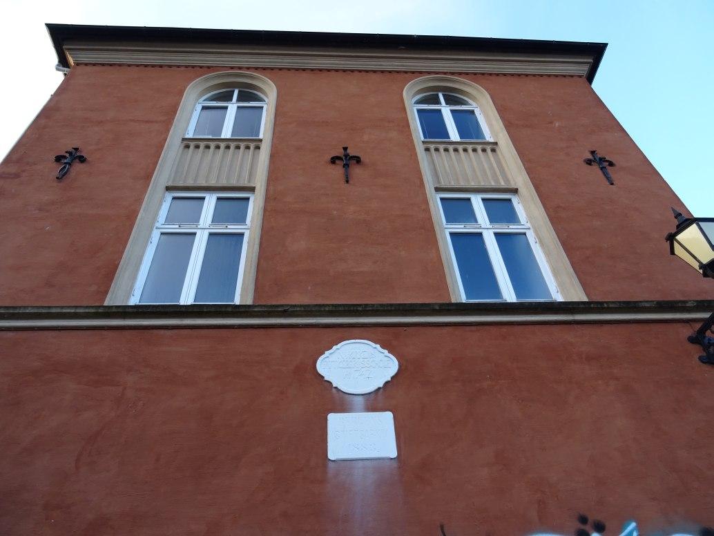 Bygningen stil er beholdt. Foto: Eva Johansen