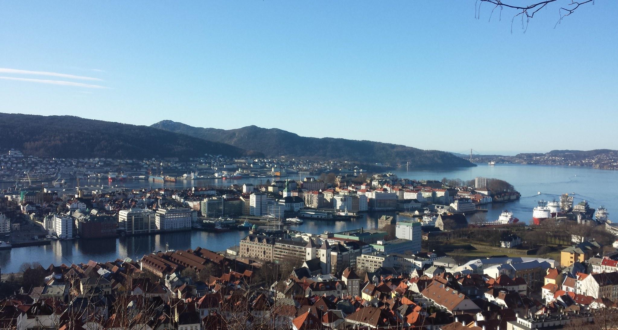 Bergen følger etter Danmark som har hatt Borgerservice i ti år. Foto: Eva Johansen