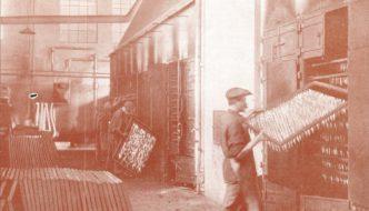 United Sardine Factories (USF)