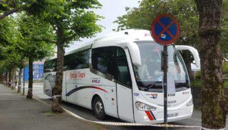 – Turistbussene tar seg til rette