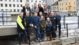 Rothaugen-elever i miljøprosjekt