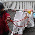Samisk feiring i barnehagen