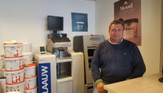 Femte generasjon Blaauw utvider med butikk