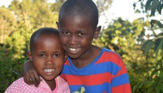 Hjelper gatebarn i Kenya