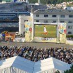 Holder stengt på åpningsdagen til VM