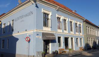 Klosterhagen hotell er svært populært
